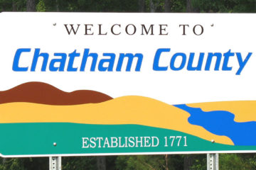 Welcome to Chatham County