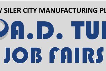 A.D. Tubi Siler City Job Fair
