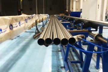 A.D. Tubi Tube Manufacturing Siler City North Carolina
