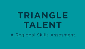 Trianlge Talent Regional Skills Assessment Logo